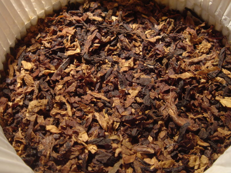 shredded_tobacco